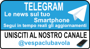 Canale Telegram vespaclub